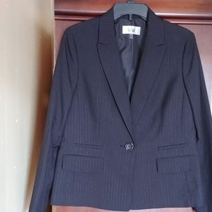 NWT Le Suit JACKET ONLY British Isles